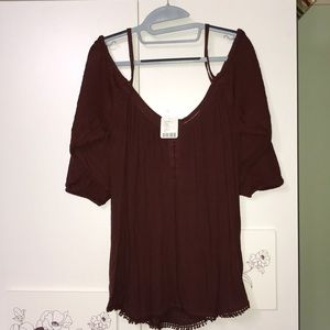 Ecote from urban outfitters blouse